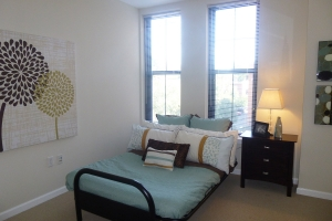 Occupied Home Staging - W Broad