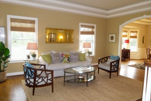 Occupied Home Staging - Camden