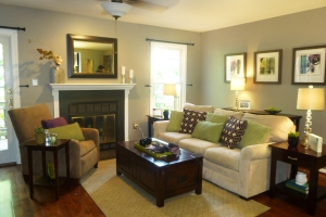 Occupied Home Staging - Carriage
