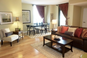 Occupied Home Staging - MT 319